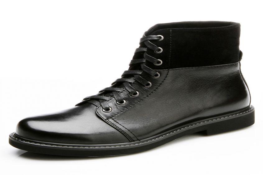 5 mẫu giày da cao cổ nam bất cứ chàng trai nào cũng nên sở hữu