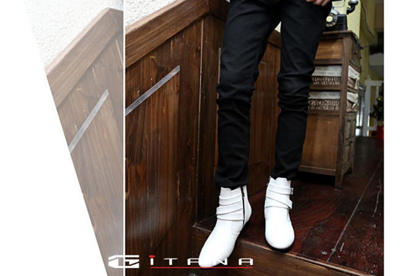 Một số mẫu giày da trắng đẹp và mẹo giữ cho đôi giày luôn mới