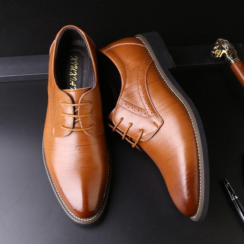 Giày tây - phụ kiện tuyệt đẹp của cánh mày râu