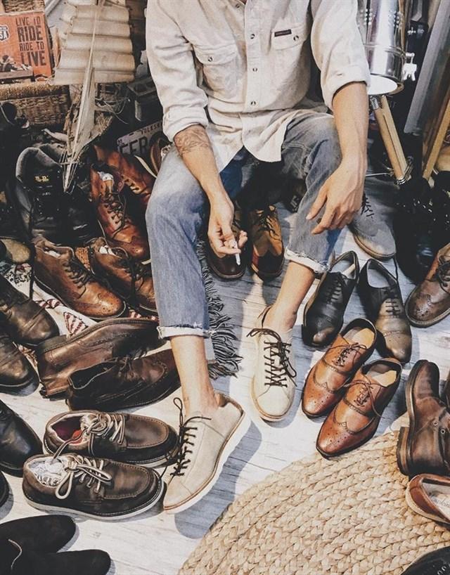 Ví tiền của bạn sẽ cạn với các mẫu giày tốt