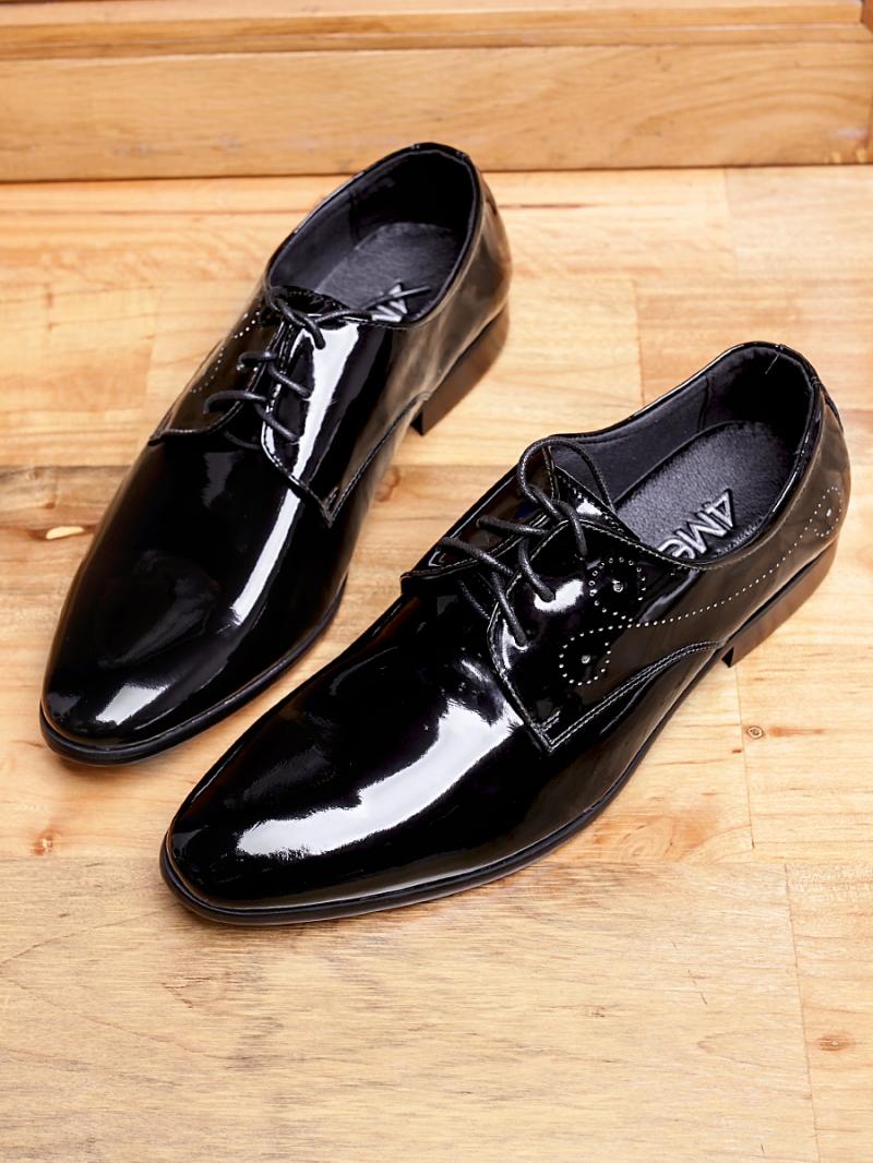 Mua giày tây nam ở đâu đẹp tphcm