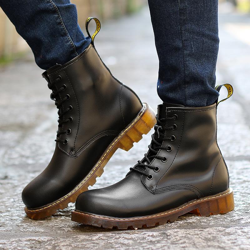 Dr Martens - có giá giày da nam đẹp rẻ nhất