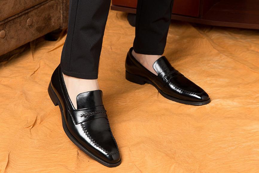 Giày tây - phụ kiện không thể thiếu của quý ông