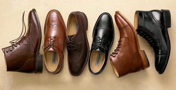 Là nam giới nên biết cách chọn giày phù hợp