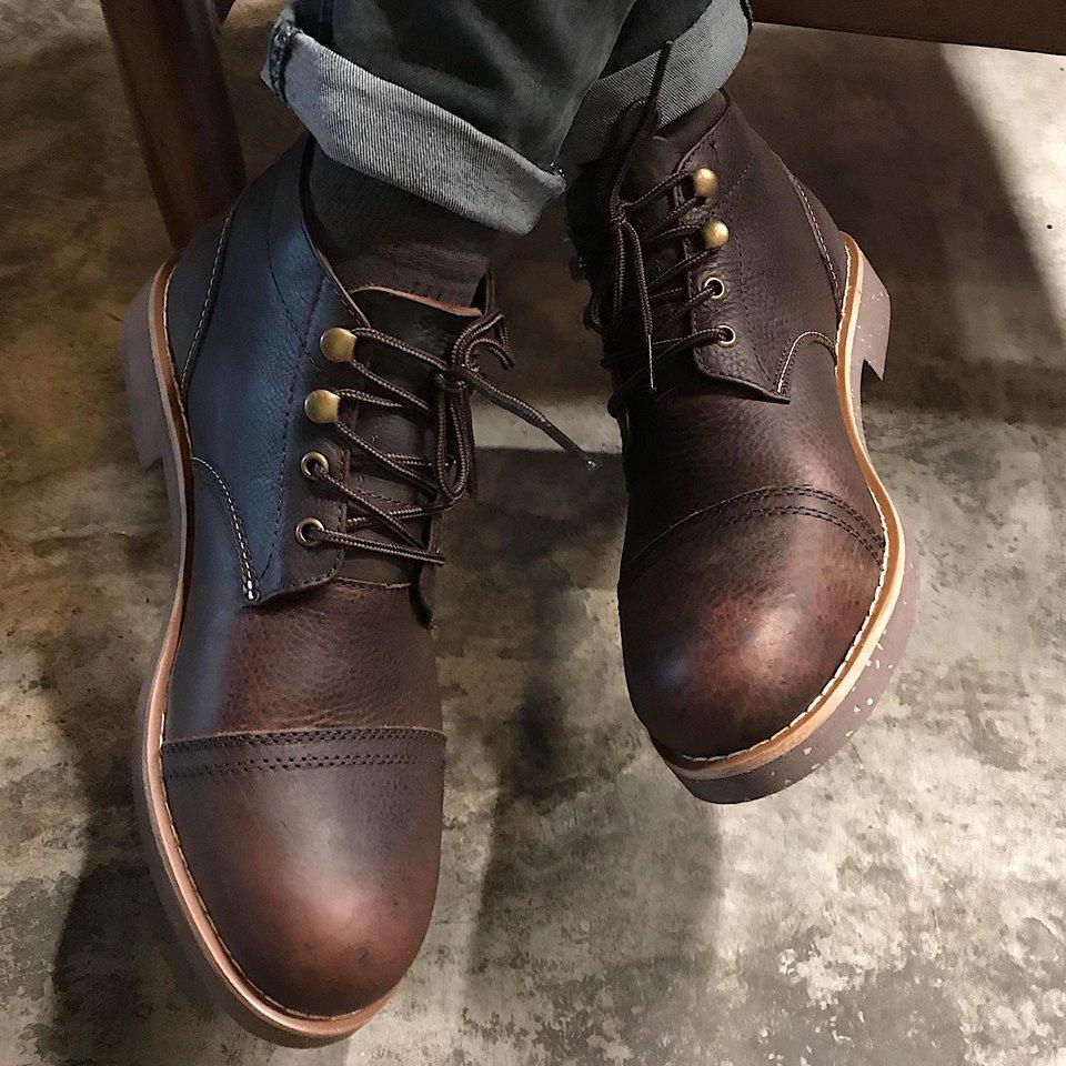 Mua giày tây giá rẻ tại Gitana