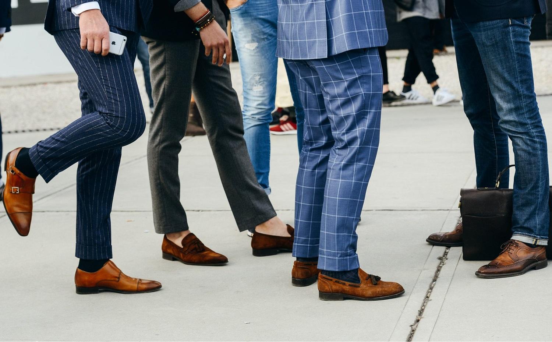 Đôi giày cho phái mạnh