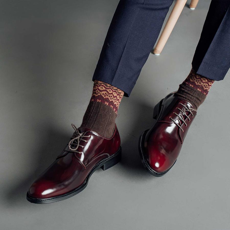 Giày tây lịch lãm cho nam giới