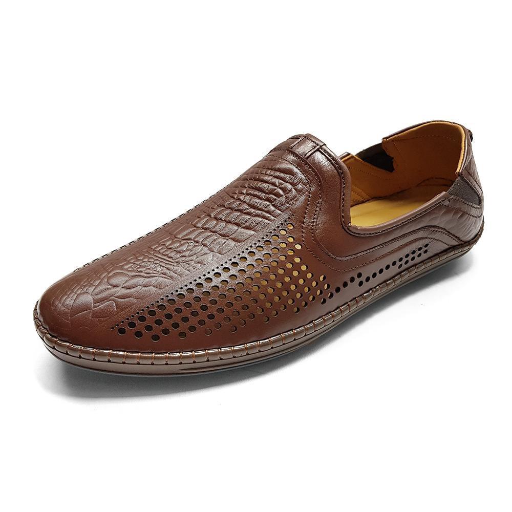 Mẫu giày nam đẹp nhất 2019 với giày lười